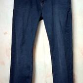 Мужские стрейчевые джинсы размер 34