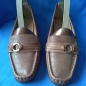 Лофери мокасіни туфлі шкіряні
