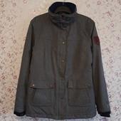 Фирменная тёплая куртка (р. 40)