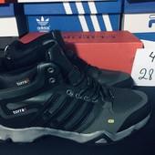 Ботинки мужские зимние, черевики зимові чоловічі, 44р, ст28см, Распродажа последних размеров-70%!