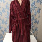 Махровый теплый халат