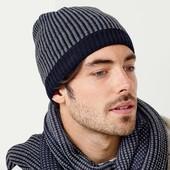 ☘ Комфортная шапка на флисе от Tchibo (Германия), размер универсальный