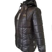 Отличная демисезонная куртка размер 58