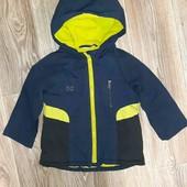 Фирменная куртка на мальчика 92-98 р