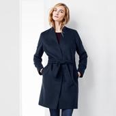 Стильное шерстяное пальто в стиле casual, Tchibo(Германия), рр. наши: 50-52 (44 евро)