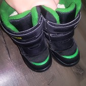 Термо ботинки состояние идеальное