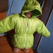 демі курточка