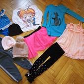 Пакет одягу на 5-7 років