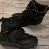 Отличные термо ботиночки Bundgaard 25 размер стелька 16 см