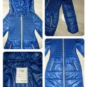 Зимняя куртка /пальто Majoral на 7-8л,р.128