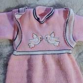Фирменное платье на девочку