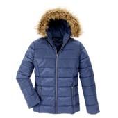 Теплая куртка с покрытием грязепруф bionic finish eco, съемный мех от Blue Motion (Германия),40/42ев