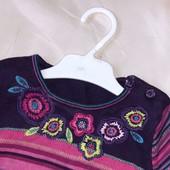 Стоп !❤стильное Трикотажное платье для малышки,1-2 года❤ Много лотов!