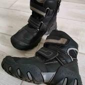 Зима ботинки унисекс на 19,5см Стелька, быстрая отправка