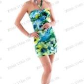 Брендовое платья Zean. 3 цвета