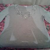 Продам свитер или футболку на выбор размер 50-54