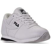 Оригинал кроссовки Fila women's machu casual sneakers from finish line р US 8.5 , стелька 25,2 см