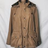 Классная лёгкая куртка/ветровка, талия регулируется,M&S,18p(3xl)