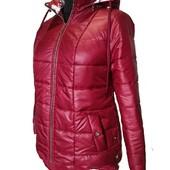 Шикарная демисезонная куртка размер 56 ,58