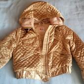 Куртка Деми утепленная