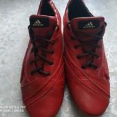 """Кожаные женские кросовки """"Adidas"""" оригинал"""