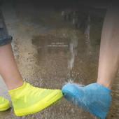 Чехлы-бахилы от грязи и дождя, универсальные, размер S (размер 27,28,29,30,31,32)