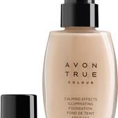 """Тональный крем для лица Avon """"Спокойное сияние"""" Nude"""
