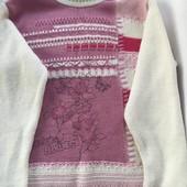 Тёплый свитер для девочки