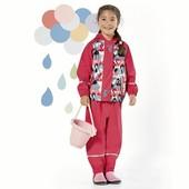 Чудова куртка дождьовик на дівчинку, розмір 86_92, бренд lupilu германія
