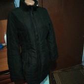 Тепла куртка довга