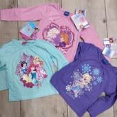 Фирма Disney оригинал! Регланчики на девочек очень ,яркие! Собирайте лоты много интересного!