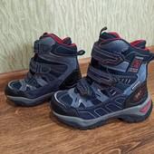 Суперские термо ботинки Cortina на мембране DelTex