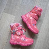Зимние термо ботинки, р.29-18 см. При ставке блиц - доставка УП бесплатно!