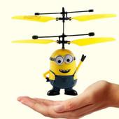 """Обалденно красивая игрушка, ваш ребненок будет в восторге Игрушка """"Летающий Миньон"""" !!!"""