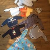 Одежда для малышей - человечки бодики