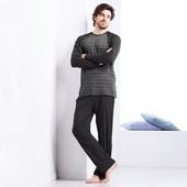 ☘ Мужские брюки для сна и отдыха, органический хлопок, Tchibo(Германия),рр. наш:52-54 (L евро)