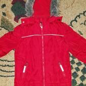 Курточка на флісі