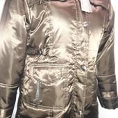 Женская курточка на синтепоне, Италия