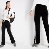 Новые штаны трикотажные ТМ bpc bonprix collection, 95 % хлопок, р.50-52, есть замеры