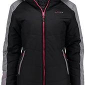 женская зимняя стеганая куртка от kjelvik