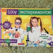 Детский набор экспериментов