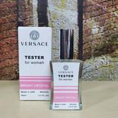 Тестер женский Versace bright crystal, 60 мл. NEW