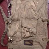 Крепкий, проверенный походный рюкзак.