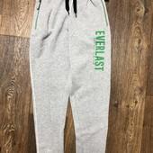 Тёплые спортивные штаны Everlast размер S