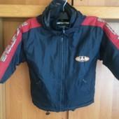 Куртка, деми, размер 3-4 года 104 см, Modern style. состояние отличное