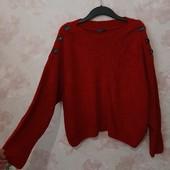 Красивый свитер оверсайз ! УП скидка 10%