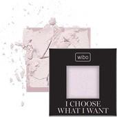 Пудра-хайлайтер для лица Wibo I choose what I want shimmer (сменный блок).