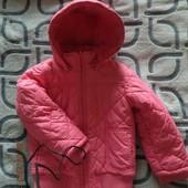 Термокуртка Chicco (Италия), на 4 года(104 см).