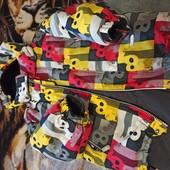Комбинезон зимний для мальчика Ленне 104+6 + курточка в подарок