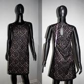 Качество! Шикарное кружевное платье на натуральной подкладке от Marks&Spencer